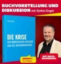 """""""Die Krise der bürgerlichen Ideologie und des Antikommunismus"""" Buchvorstellung und Diskussion mit Stefan Engel"""